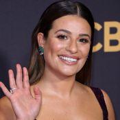Lea Michele fiancée : Son futur mari lui a offert une grosse bague