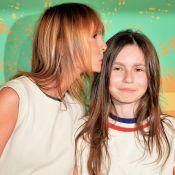 """Axelle Laffont et sa fille : Ce qui la """"stresse au plus haut point"""" pour Mitty"""