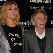 Emmanuelle Seigner : Son tacle pour soutenir Roman Polanski, sanctionné