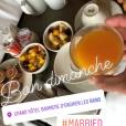 "Tiffany et Justin de ""Mariés au premier regard"" mariés, 6 mai 2018, Instagram"