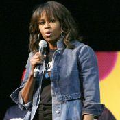 Michelle Obama : L'ex First Lady se déhanche avec une star d'Empire