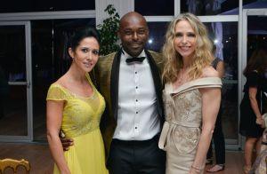 Luke Evans, Fabienne Carat et Nawel Debbouze réunis au Global Gift Gala