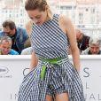 Marion Cotillard lors du photocall du film Gueule d'Ange au 71ème Festival International du Film de Cannes, le 12 mai 2018. © Borde / Jacovides / Moreau / Bestimage