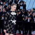 """Amber Heard - Montée des marches du film """" Les Filles du Soleil """" lors du 71ème Festival International du Film de Cannes. Le 12 mai 2018 © Borde-Jacovides-Moreau/Bestimage"""