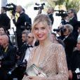 Xenia Van Der Woodsen - Montée des marches du film «Les Filles du Soleil» lors du 71ème Festival International du Film de Cannes. Le 12 mai 2018 © Borde-Jacovides-Moreau/Bestimage