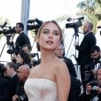 Kimberley Garner - Montée des marches du film «Les Filles du Soleil» lors du 71ème Festival International du Film de Cannes. Le 12 mai 2018 © Borde-Jacovides-Moreau/Bestimage