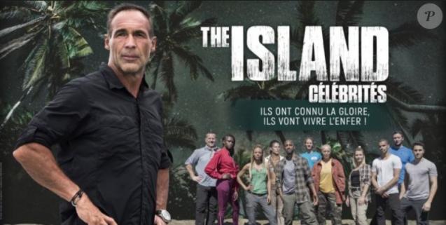 Lââm défigurée par des moustiques — The Island célébrités