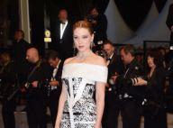 Cannes 2018: Léa Seydoux, stylée en robe moulante face à Mélanie Thierry