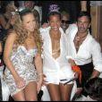 Pour le Réveillon 2008-2009, Marc Jacobs était entre autres en compagnie de la chanteuse Mariah Carey