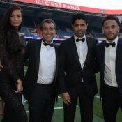 Ophélie Meunier, Jade Lagardère et leurs hommes : Folle soirée avec Neymar