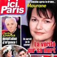 "Couverture du magazine ""Ici Paris"" en kiosques le 16 mai 2018"
