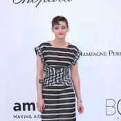 Kristen Stewart : Maquillée pour briller au gala de l'amfAR, elle fait sensation