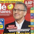 "Magazine ""Télé 2 Semaines"" en kiosques lundi 21 mai 2018."