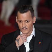 Johnny Depp : Une drôle de coupe de cheveux pour l'acteur rockeur