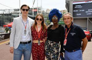 Alexandra de Hanovre et Ben-Sylvester : En amoureux dans le paddock à Monaco
