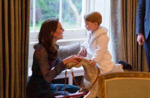 George de Cambridge : Le fils de William et Kate a une nouvelle activité
