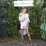 Paris Jackson à Paris : Sublime en Dior, elle découvre Montmartre