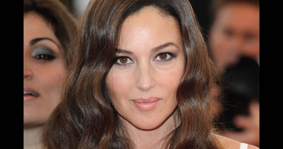 Monica bellucci sophie marceau eva herzigova sans maquillage ni retouches elles l 39 ont fait - Sophie davant sans maquillage ...