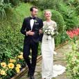 Matthew Lewis et Angela Jones se sont mariés (mai 2018)