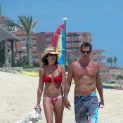Une Cindy Crawford trop belle... avec son mari en vacances ! (réactualisé)