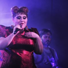 beth ditto concert