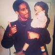 Stomy Bugsy avec son fils Bilal quand il était plus jeune sur Instagram.