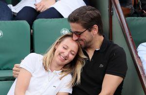 Audrey Lamy et son chéri Thomas : Follement amoureux et taquins à Roland-Garros