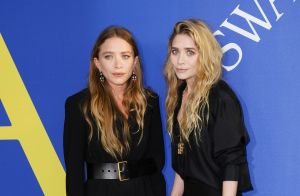 Ashley et Mary-Kate Olsen : Looks sombres et sourires timides aux CFDA Awards