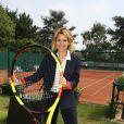 Exclusif - Laura Tenoudji - 26ème édition du Trophée des personnalités en marge des Internationaux de Tennis de Roland Garros à Paris. Le 6 juin 2018. © Denis Guignebourg / Bestimage