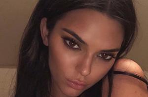 Kendall Jenner : Topless sur Instagram, le top model embrase la toile