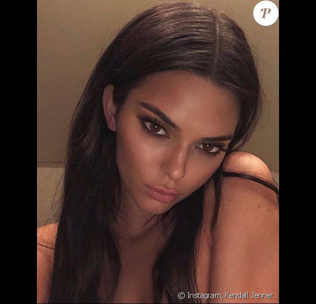 Kendall Jenner. Juin 2018.