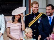 Meghan Markle : 1ère apparition sur le balcon de Buckingham pour la duchesse