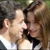 Carla et Nicolas Sarkozy ont honoré la mémoire de Virginio Bruni-Tedeschi...