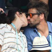 Nolwenn Leroy et Arnaud Clément : Le couple discret s'embrasse en tribunes