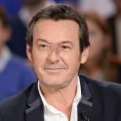 Jean-Luc Reichmann : Photo complice avec Gabin, l'enfant moqué pour sa tâche
