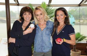 Cécile de Ménibus et son chéri Thierry : Soirée boules sur la Seine