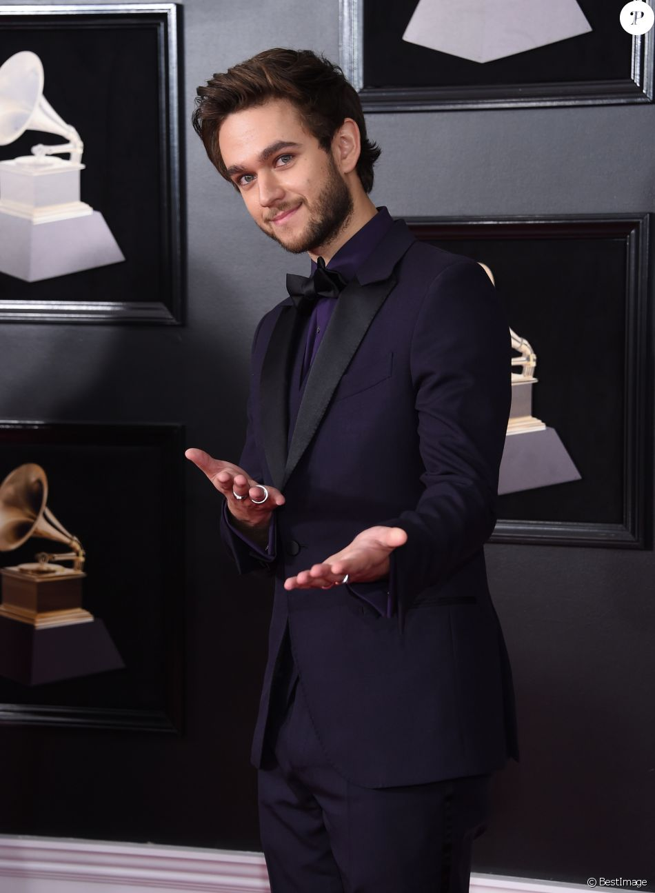 Zedd - 60ème soirée annuelle des Grammy Awards à Madison Square Garden à New York, le 28 janvier 2018