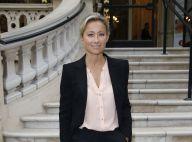 Anne-Sophie Lapix zappe la Coupe du monde pour une soirée avec Tonya Kinzinger