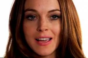 Lindsay Lohan se met aux petites annonces et cherche l'âme soeur... Avec beaucoup d'humour, regardez ! Samantha, elle... se cache !