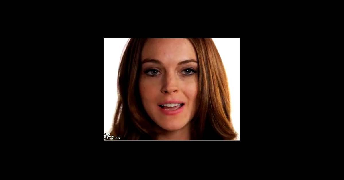 Lindsay Lohan se met a... Lindsay Lohan Die