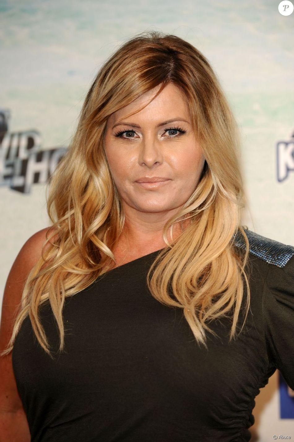 Nicole Eggert à Los Angeles, le 1er août 2010.