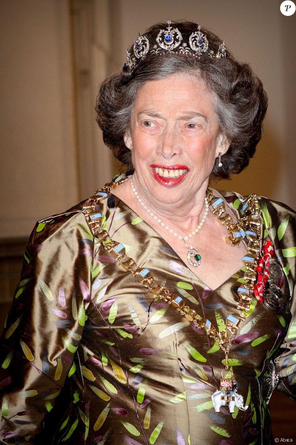 La princesse elisabeth de danemark lors d 39 un d ner de gala - Princesse qui danse ...