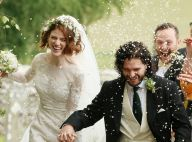 Kit Harington et Rose Leslie : Le couple de Game of Thrones s'est marié !