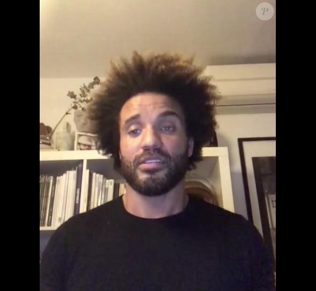 Edu del Prado sur Instagram, le 17 janvier 2018.