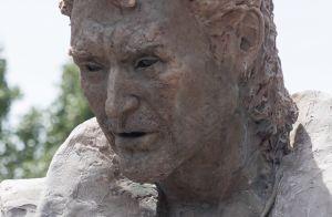 Statue de Johnny Hallyday :