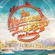 """Le logo des """"Vacances des Anges 3"""" sur NRJ12."""