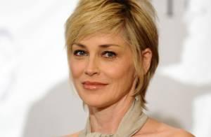 Une Sharon Stone engagée et vraiment... époustouflante de beauté !