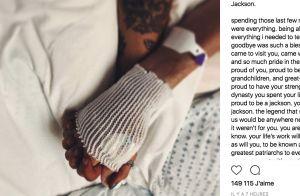 Mort de Joe Jackson, ses derniers instants : La douleur de Paris et d'un clan