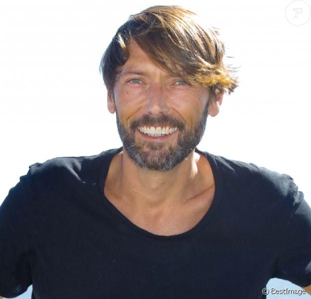Laurent Kerusoré - Ouverture du 6ème Festival Les Héros de la Télé à Beausoleil le 7 octobre 2017.