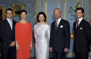 Victoria de Suède et son futur mari : cette fois-ci, c'est vraiment, vraiment... officiel !